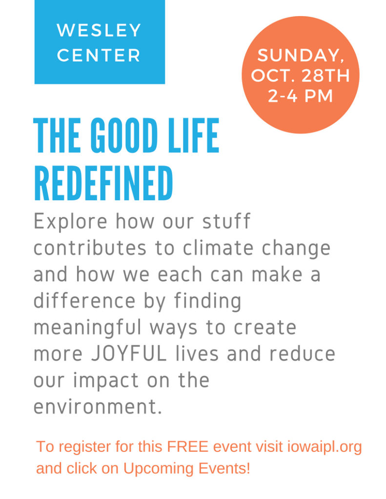 The Good Life Redefined - Poster