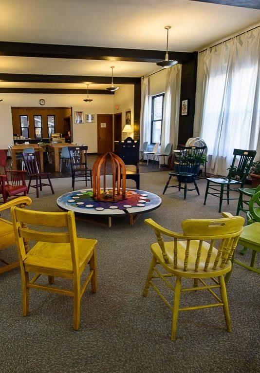 Rainbow Chairs 2